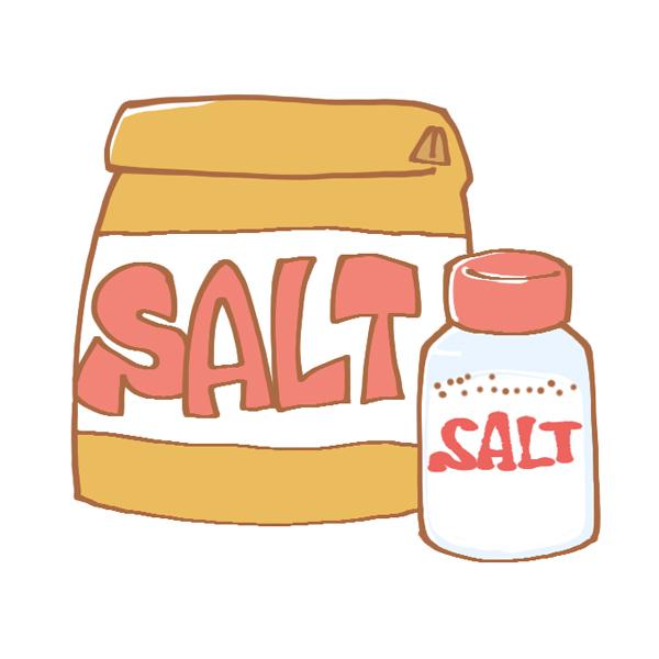 「減塩」が 食品添加物をこんなにも増やすことになった!?